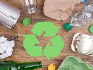 お家でリサイクルに心がけれるもの
