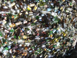 瓶のリサイクル方法